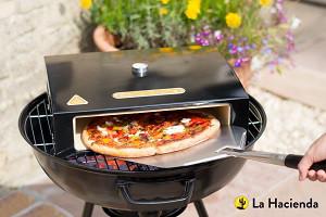 Pizzaofen Für Gasgrill : Pizzaofen bakerstone box für pizzas bis Ø cm gartenzubehör