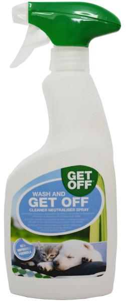 GET OFF Cleaner Indoor Sprühflasche 500 ml