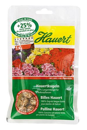 Hauertkugeln Fur Balkonpflanzen Mauserplant Pflanzen