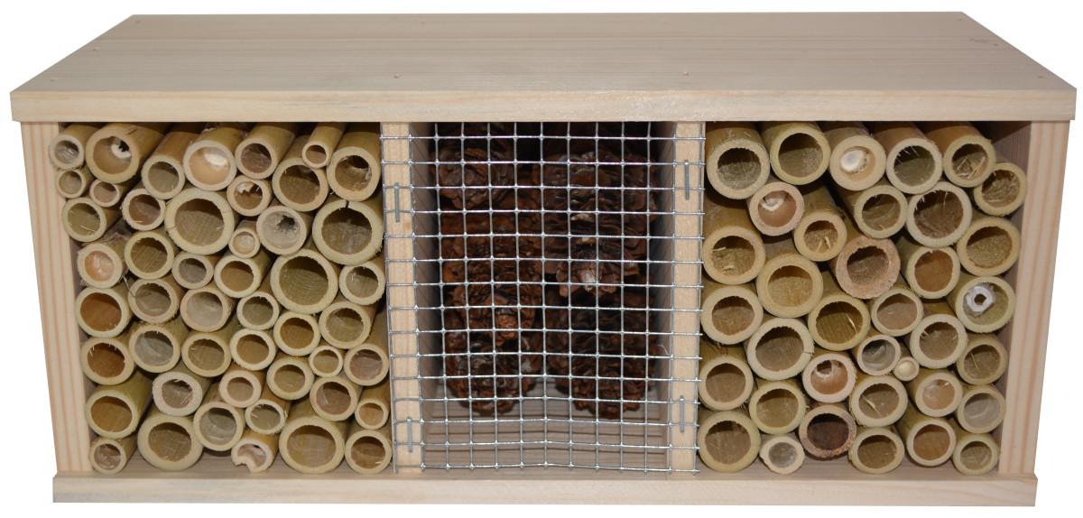 Insektenhaus Element Multi FSC