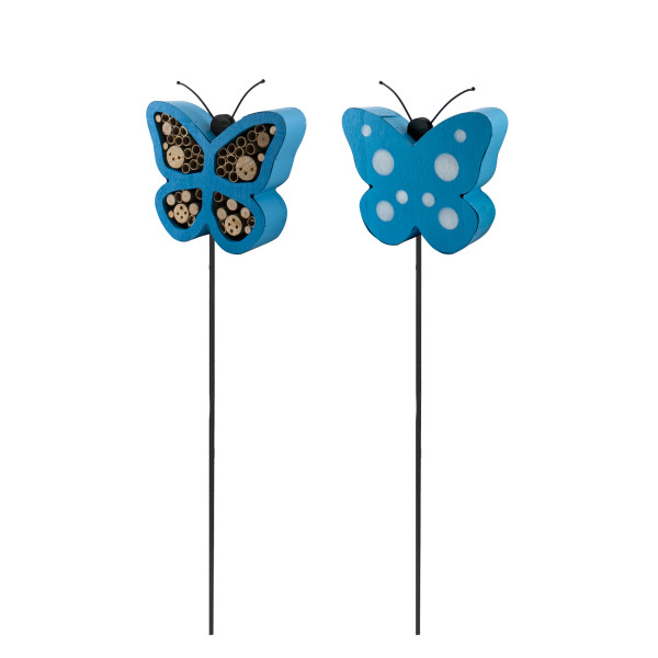 Insektenhotel Schmetterling