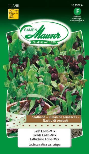 Salat Lollo-Mix