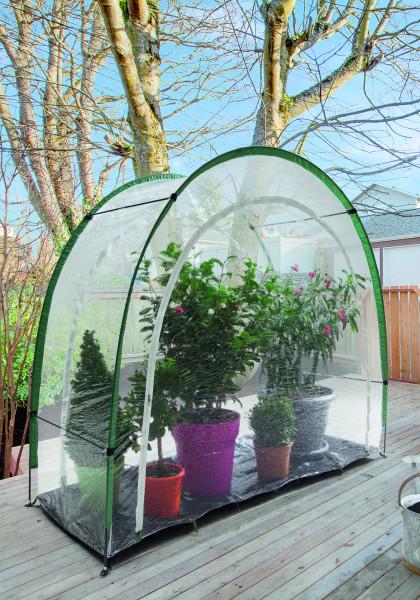 Terrassen Gewachshaus Maxigreen Gartenzubehor Rasen Pflanzen