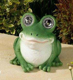 Solarlicht 'Frosch'