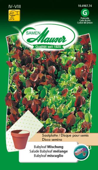 Salade Babyleaf mélange
