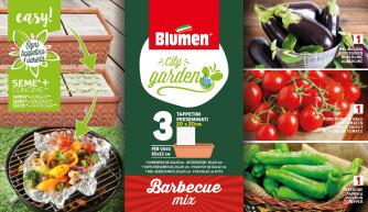 Barbecue Mix 3 St. 20x20cm