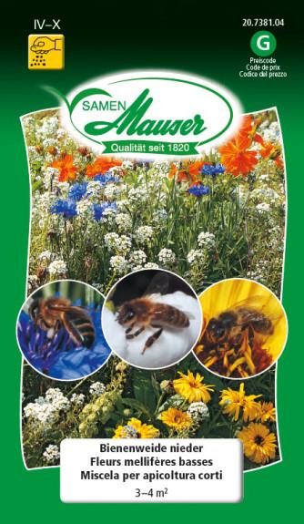 Bienenweide nieder