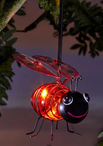 Solarlicht Bug Light Ladybird