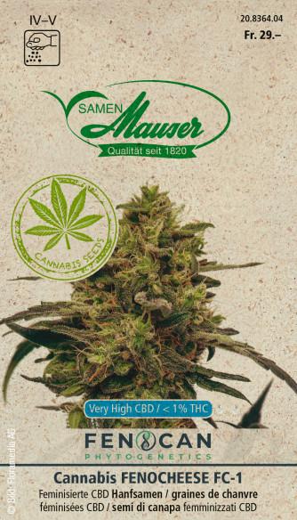 Cannabis Fenocheese