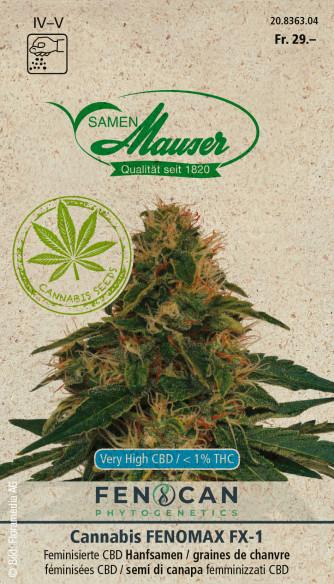 Cannabis Fenomax
