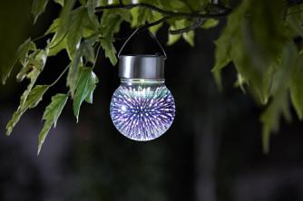 3D Cosmos Hanging Globe