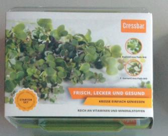 Cressbar® Starter Set grün