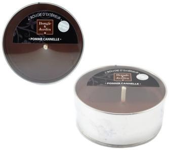 Duftkerze Apfel / Zimt Ø 102 mm