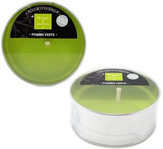 Duftkerze Apfel Ø 102 mm