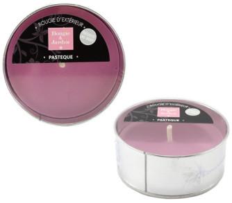 Bougie parfumée pastèque Ø 102 mm