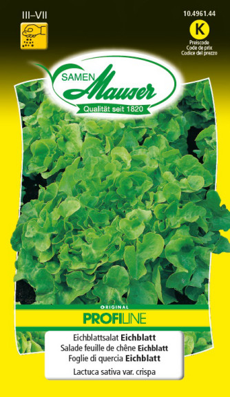 Salade Feuille de chêne verte PROFILINE