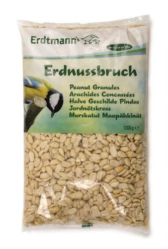 Vogelfutter  Erdnussbruch, 1 kg