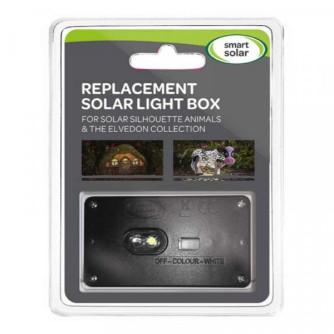 Boîte à lumière solaire de rechange