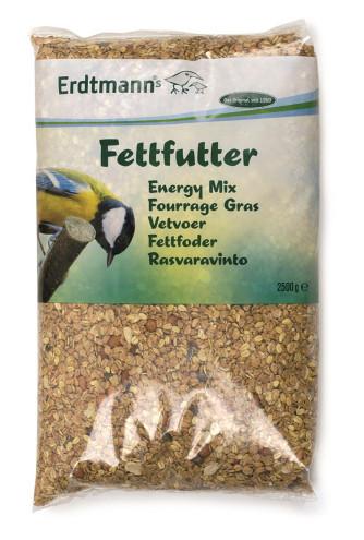 Vogelfutter Fettfutter für Vögel, 2.5 kg