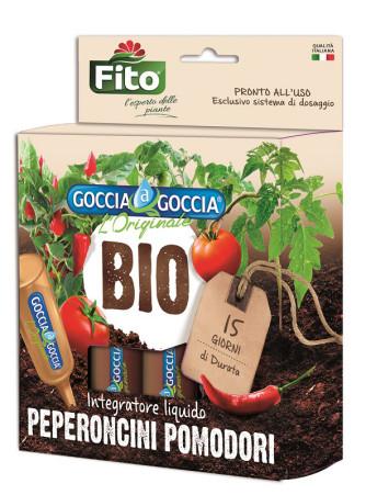 Fito Goccia a Goccia Bio Peperoni + Tomaten