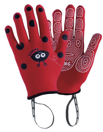 Handschuh 'Ladybird Anabel'