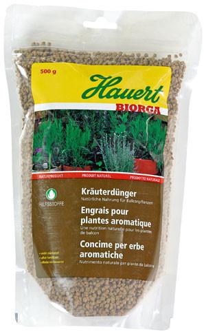 Hauert Biorga Bio-Kräuterdünger