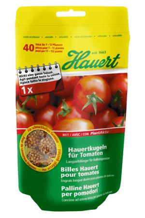 Hauertkugeln für Tomaten und Balkongemüse