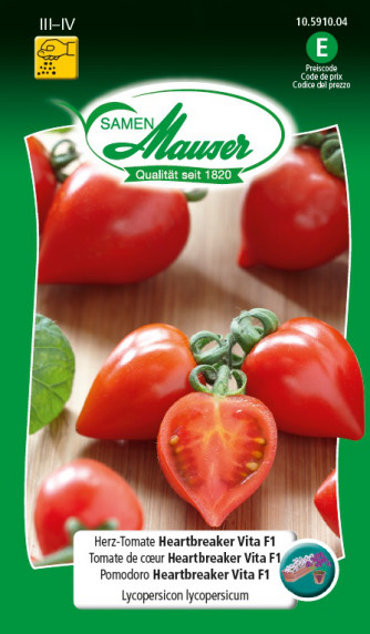 Herz-Tomate Heartbreaker Vita F1