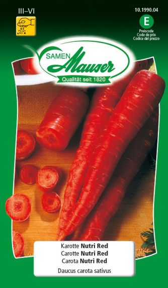 Karotte Nutri Red