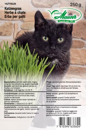Katzengras 250 g
