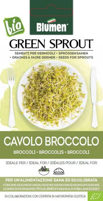 BIO Sprossensamen Broccoli 35g