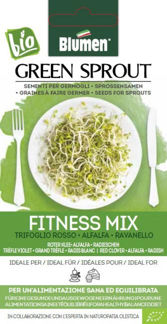 BIO Sprossensamen Fitness Mix 40g