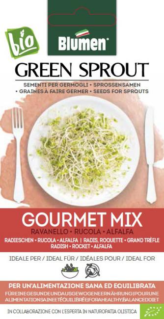 BIO Sprossensamen Gourmet Mix 40g