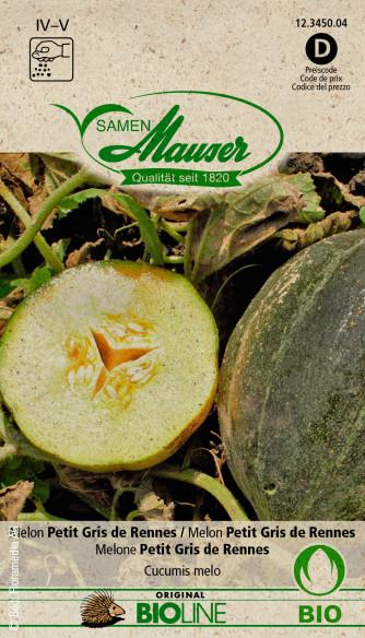 Melone Petit Gris de Rennes