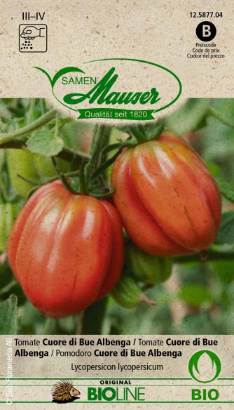 Tomate Cœur de Bœuf Albenga