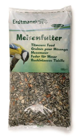 Vogelfutter Meisenfutter für Vögel, 1 kg