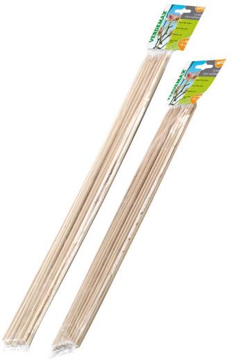 Tuteurs en bamboo naturel