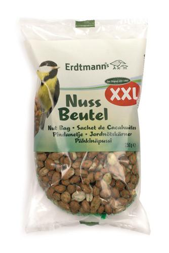 Vogelfutter Nussbeutel XXL für Vögel, 250 g
