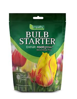 Bulb Starter enthält rootgrowTM Mykorrhizae-Pilze 500 g