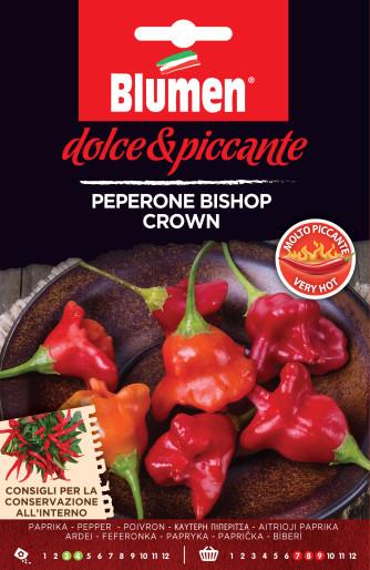 Paprika Bishop Crown