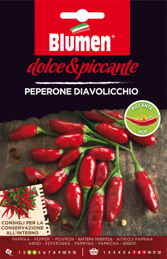 Paprika Diavolicchio