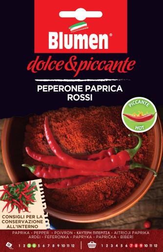 Paprika Paprica Rosso