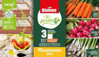 Pinzimonio Mix 3 St. 20x20cm