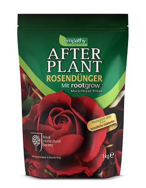 Afterplant Rosendünger mit rootgrow TM Mykorrhizae-Pilzen 1 kg