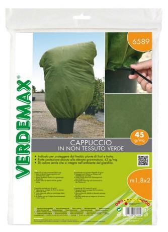 Schutzhaube Cappuccio grün