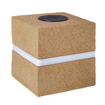 Solarlampe  Glam Rock Cube