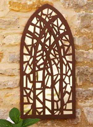 Spiegel 'Kirchenfenster'