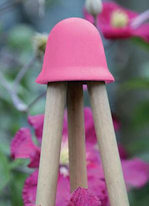 Stabaufsatz, pink