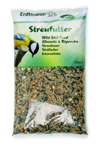 Vogelfutter  Streufutter 2500 g