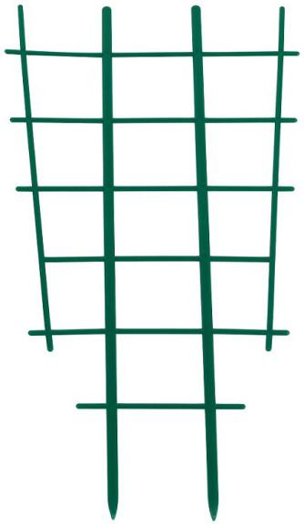 Stufenförmige Stützgitter